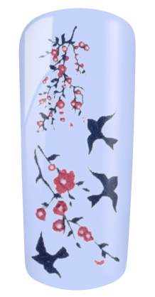 Water Decal Cherry Blossom